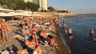 13.09.18 Погода в Сочи в сентябре. Смотри на Чёрное море каждый день.