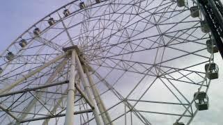 Анапа, новое колесо обозрения