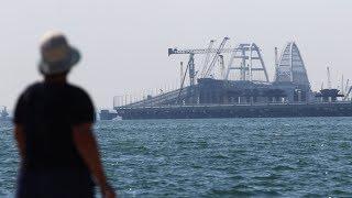 По мосту с ветерком: сколько туристов в Крыму?   Радио Крым.Реалии
