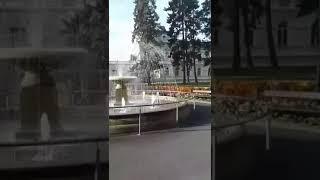 Польша :) Фонтан)