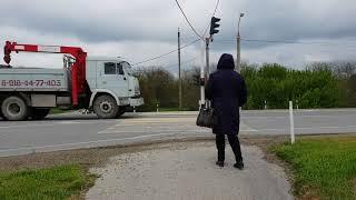 Пешком до ЖД Анапа. Как экономить на дороге.  Лайф - хак