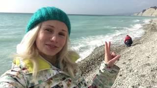 Блог из Геленджика: День рождения, Райский пляж, Вечерняя Набережная. Романтичный день