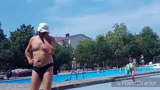 Санаторий Анапа-Нептун/ Автокемпинг/ море/ солнце/ на машине к морю ????/ день 26
