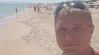 Обзор Пляжей В Анапе. Витязево 4.06.2018