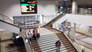 На поезде по России! Уфа. жд вокзал