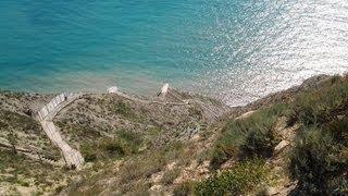 Лучшие пляжи Анапы (на мой взгляд). Пляж №2 (ул. Вишневая или Дизайнерская, Супсех).