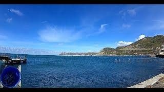 Красивое море  в пригороде Анапы. Ноябрь 2017. Рыбалка.