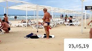 ДЖЕМЕТЕ 23.05.19 Белый пляж гостиницы Джеметинского проезда