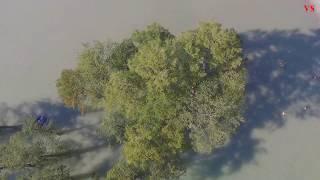 Кипарисовое озеро в посёлке Сукко
