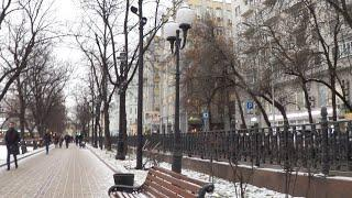 ВЛОГ ЧИСТЫЕ ПРУДЫ / БУЛЬВАР / ВСТРЕЧА 30.11.2017