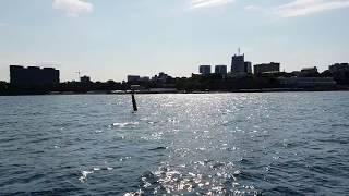 Анапа. Погода. 5.06.2018 На Метеоре в открытом море