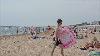 #Джемете 2 июня Как ВОДИЧКА? Сколько стоит  КУКУРУЗА? Вот это волны! Море.Пляж.