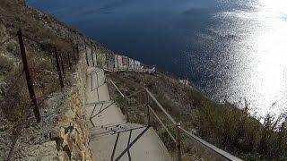 Су-Псех, лестница 800 ступеней к пляжу. Достопримечательности в окрестностях Анапы. Пляж в Су-Псехе