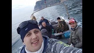 Крым Севастополь Балаклава рыбалка на море!