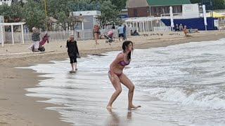 Анапа погода 19.05.19 Центральный пляж Парк 30 лет победы Набережная