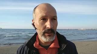 АНАПА ???? ЦЕНТРАЛЬНЫЙ пляж, Детский парк, ул. Пролетарская // 4 ноября 2017 г.