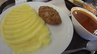 Обед в чудесной столовой