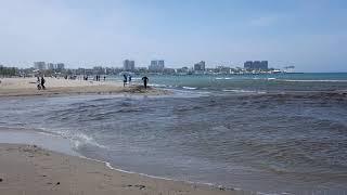 Анапа 2019-05-02 Городской пляж