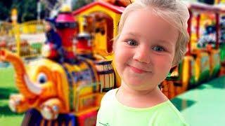Парк Аттракционов Джунгли Анапа / Детский парк развлечений / Эмили Фэмили Влог