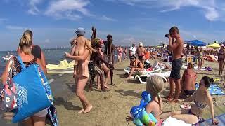 Видео пляжи в Анапе