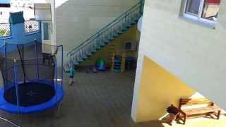 "Гостиница ""индиго"" в Анапе как отдыхали"