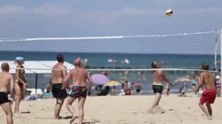 Курортный отель «Ателика Гранд Прибой» (г. Анапа). Пляж.