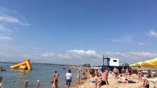 Анапа 8.06.19. Открытие пляжного сезона.