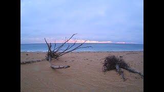 Лучшие пляжи Анапы. Бугазская коса - песчаный рай.
