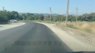 Обеспечения безопасности на дороге .Усатова-Балка. Анапа Гражданская