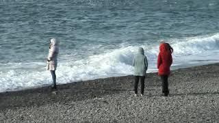 Экскурсия по Анапе и её окрестностях. Часть 12. Пляж Сукко.
