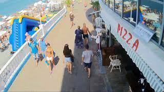 ✦Сочи Лазаревское вебкамера пляжа 2 сентября 2018