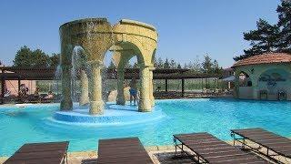 Отель Ривьера Анапа лучший отель  все включено в России обзор территории пляжа и номера