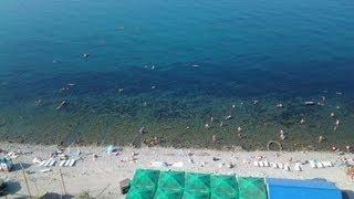 Лучшие пляжи Анапы (на мой взгляд). Пляж №5 (проезд Крутой, Анапа).Топ-5 пляжей Анапы.