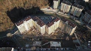 ЖК Кватро (Сочи, Дагомыс), март 2019, обзор, акции на квартиры