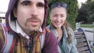 Анапа 12.10.2018 Прогулка по центру курорта. Погода, центральный пляж, набережная