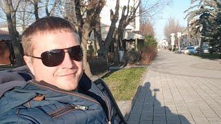 Анапа. Прогулка За Закатом. Терская, Кати Соловьяновой, Детский Парк,  Центральный пляж