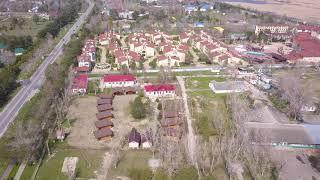 Анапа - полет 4к. Парк Отель ВОСХОД