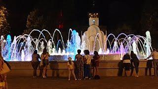 #АНАПА - Ночная ПРОГУЛКА 3.07.2019
