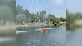 В Анапе будет фонтан в реке