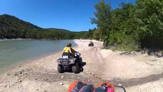 Экскурсия на квадроциклах в Анапе