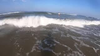 #Анапа #Джемете. Утро На Пляже. Пляж Родник. Шторм. 1.08.2019