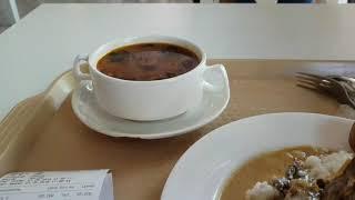 Анапа. Обед в столовой Shpinat