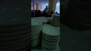 Обзор на ужин ( санаторий Славутич Крым Алушта )