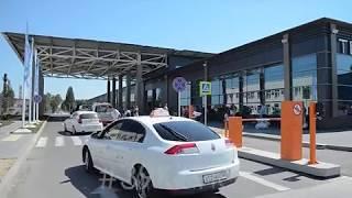 В аэропорту Анапы пьяный мужчина ударил ногой полицейского