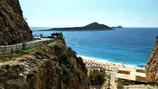 Лучший пляж Турции — Капуташ. 02.10.2018 step 151