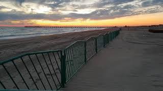 Анапа. Первый забор на пляже. 2018 летний сезон....