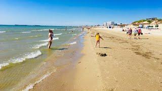 АНАПА. Идеальные пляжи без камки! Мало людей!