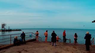 Анапа видео декабрь 2017