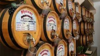 Нелегальный алкоголь продавцы выдавали за качественные напитки