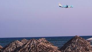 Кипр, Ларнака. Пляж. О погоде и температуре воды